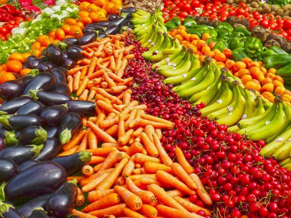 Welches Obst oder Gemüse dürfen Nager fressen?